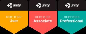Certificacion Unity